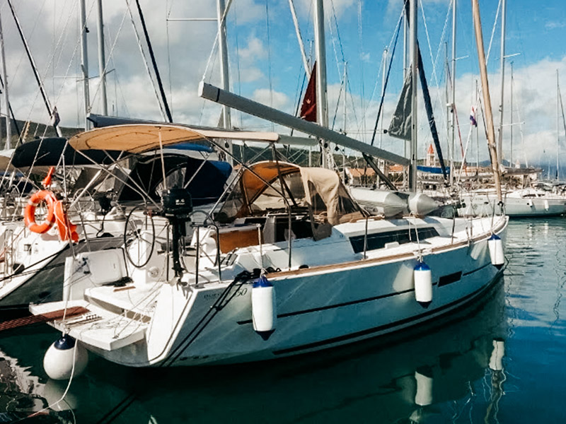 Picture of sailboat